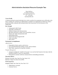 Marketing Resume Objective Template