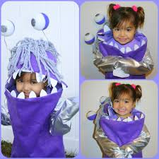Halloween Costume Monsters Inc Monsters Inc And Boo I Gotta Try That