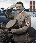 La historia de hitler y los nazis.
