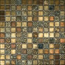 Mosaic Bathroom Tile by Glass Mosaic Tiles Picture U2013 Contemporary Tile Design Magazine