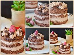 How To Decorate Chocolate Cake At Home Free Images Sweet Dish Food Produce Brown Milk Dessert