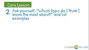 nd Response Essay Topics