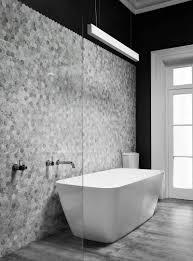 hexagon tile bathroom best bathroom decoration