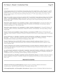 Personal Trainer Resume Example No Experience by Nlw Cv 2016
