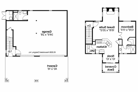 Garage Apartment House Plans Bungalow House Plans Garage W Apartment 20 052 Associated Designs