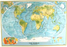 Pictures Of World Map by Maps Of The World