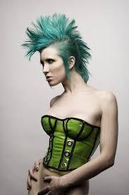 punk hairstyl tuny