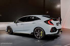 honda civic hatchback coming to new york civic si and new type r