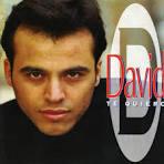 Carátula Frontal de David - Te