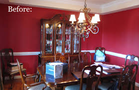 red dining room colors with the color you should you never paint