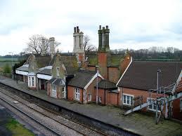Brocklesby railway station
