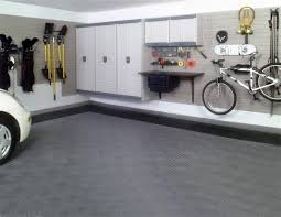 steps for a clean, organized garage