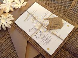 Discount Wedding Invitations With Free Response Cards Hand Made Country Chic Burlap Wedding Invitation Set 100 00 Via