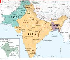 Pakistan On The Map Why India And Pakistan Each Other