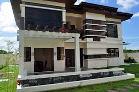 cosy 2 simple two storey house design in the philippines 33