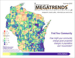 Map Of Wisconsin And Illinois by Publications Land Use Megatrends Center For Land Use Education