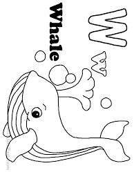 w coloring page alphabet letter w coloring page a free english
