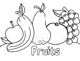 Coloring Ideas by Beautiful Fruits Coloring Pages 18 For Your Gallery Coloring Ideas