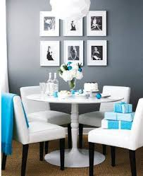 Dining Room Wall Decorating Ideas Interesting 30 Gray Dining Room Decorating Ideas Inspiration Of
