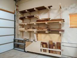 Rolling Wood Storage Rack Plans by Best 25 Lumber Storage Ideas On Pinterest Wood Storage Rack