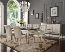 Acme Furniture Dining Room Set Voeville 72025 Dining Table By Acme W Options
