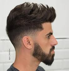 Men S Spiked Hairstyles 50 Statement Medium Hairstyles For Men Taper Fade Haircuts And