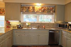 Kitchen Drapery Ideas Modern Kitchen Window Valances U2013 Home Design And Decor