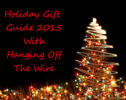 hanging off the wire november 2015