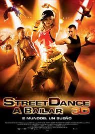Street Dance, A Bailar