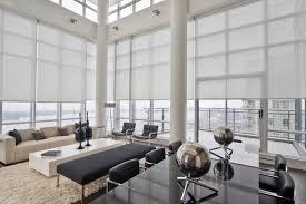 charming modern window treatments for living room pics design