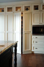 Kitchen Cabinet Doors White Built In Kitchen Pantry Cupboards Of Pantry Storage And Even A