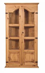 Oak Curio Cabinet Curio Cabinet Corner Curio Cabinets With Glass Doors Antique