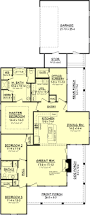 country style house plan 3 beds 2 baths 1900 sq ft plan 430 56