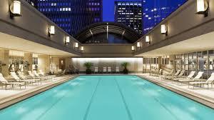 In Door Pool by Fitness Center U0026 Pool Sheraton Boston Hotel