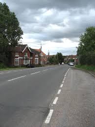 B1354 road