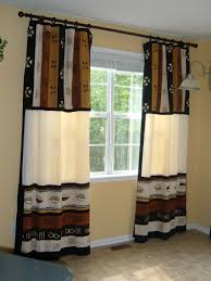 pictures of window treatments casual cottage