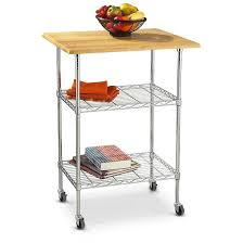 Kitchen Cart Ideas Furniture Astonishing Butcher Block Cart For Kitchen Furniture