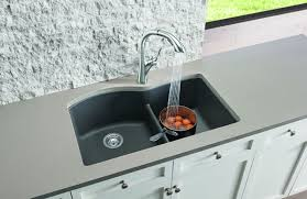 Under Mount Sinks Stainless Steel Or Composite Granite Sink - Granite kitchen sinks pros and cons