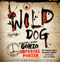 Flying Dog Wild Dog Barrel-Aged Gonzo