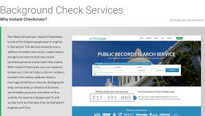 Best Background Check Services of        Top Ten Reviews
