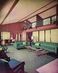 Modernist Interior Design 1950s Interior Design And Decorating Style 7 Major Trends