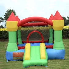 halloween bounce house costway inflatable mighty bounce house castle jumper moonwalk
