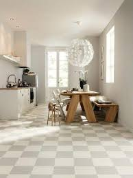 cool brown and white kitchen floor tile design ideas 2898