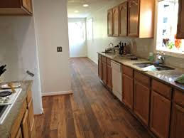 flooring with honey oak kitchen cabinets ideas kitchen island