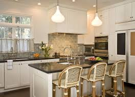 White Kitchen Cabinets With Black Granite Countertops by Granite Countertop How To Glaze White Kitchen Cabinets American