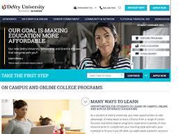 Buy DeVry University Application Essays Online   College     College Application Essays