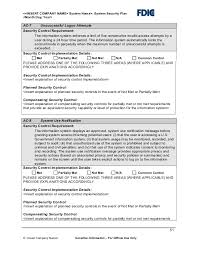 Current College Student Resume Sample by It Security Plan Template
