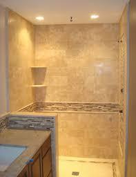 image detail for straight edge tile travertine shower u0026 back