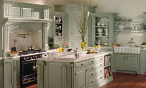 Interior Kitchen Decoration Delighful White Country Kitchen Decor And More On To Decorating