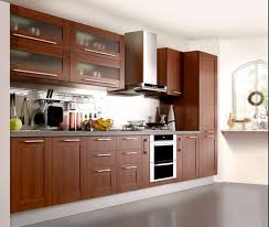 Kitchen Cabinets Inside Kitchen Wood Kitchen Cabinets With Regard To Fresh Exotic Walnut